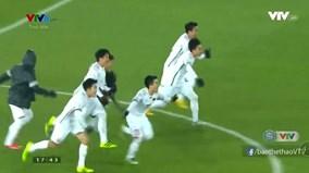 Thắng luân lưu, U23 Việt Nam hiên ngang vào chung kết U23 châu Á 2018