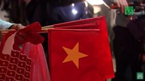 Kiếm bộn tiền nhờ chiến thắng của U23 Việt Nam