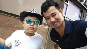 Chết cười nghe con trai Xuân Bắc dự đoán tỉ số trận chung kết U23 Việt Nam