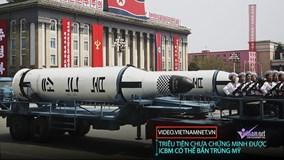 Tên lửa của Triều Tiên có thể tấn công nước Mỹ chỉ là 'hư cấu'?