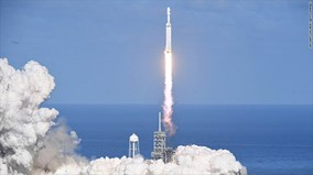 SpaceX phóng thành công tên lửa mạnh nhất thế giới