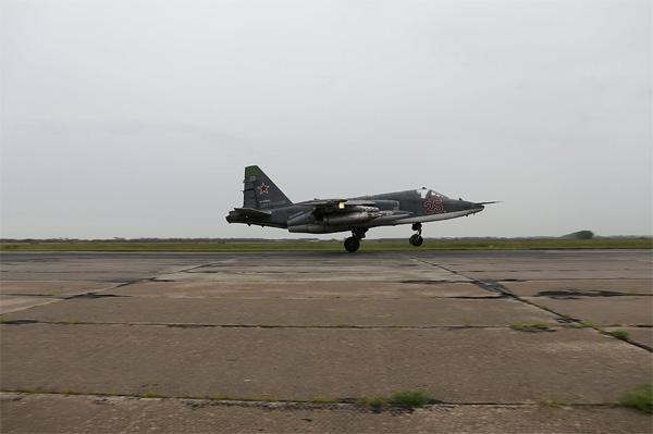 Chiến cơ Nga, máy bay chiến đấu Nga, Su-25