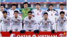Cầu thủ U23 Việt Nam chúc Tết siêu độc