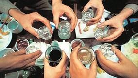 Điều gì xảy ra với cơ thể sau 60 phút uống rượu?