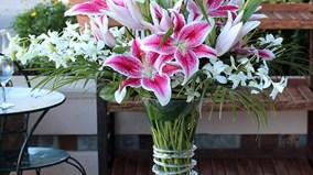 Học mẹo siêu hay giữ hoa tươi xuyên Tết