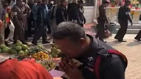 60 cảnh sát Thái Lan bị điều tra vì nhận lì xì từ chủ sòng bạc