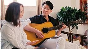 Gia Linh - Hoàng Phi tung clip người đàn người hát siêu ngọt ngào