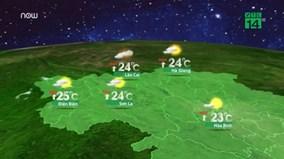 Không khí lạnh suy yếu, nhiệt độ miền Bắc tăng nhẹ nhưng vẫn rét