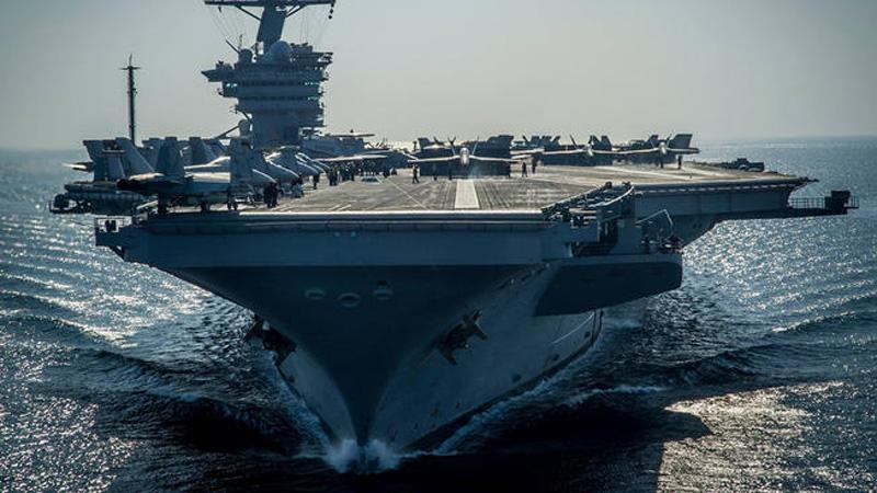 tàu sân bay,Việt-Mỹ,Hoa Kỳ,Tổng thống Mỹ,Đà Nẵng