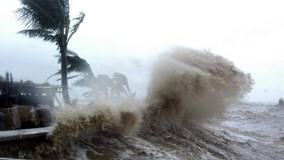 Dự đoán siêu bão đổ bộ Việt Nam năm 2018