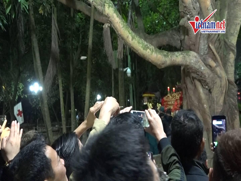 đền Trần,khai ấn đền Trần,phát ấn đền Trần,Nam Định