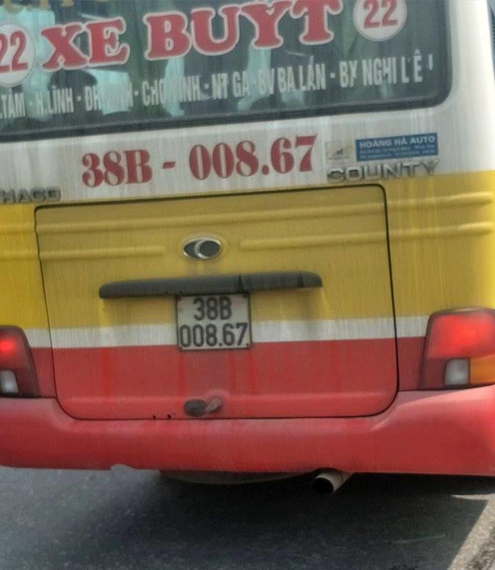 xe bus,lái xe bus,Hà Tĩnh