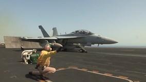 Thiết bị giúp máy bay quân sự hạ cánh an toàn trên tàu sân bay Mỹ