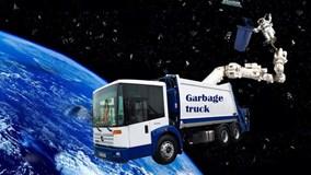 Vì sao không thể đổ rác ra ngoài vũ trụ?