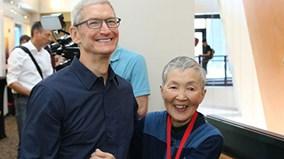 Cụ bà 82 tuổi viết phần mềm điện thoại khiến Tim Cook phải thán phục