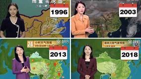 Nữ MC thời tiết 'trẻ mãi không già' khiến dân mạng sửng sốt