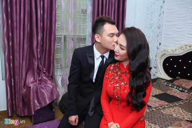 Khắc Việt và vị hôn thê DJ nóng bỏng tổ chức đám hỏi-4