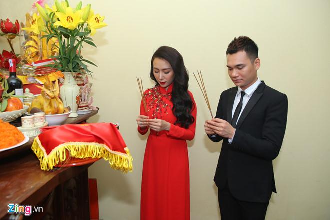 Khắc Việt và vị hôn thê DJ nóng bỏng tổ chức đám hỏi-5