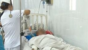 Nổ hầm cầu ở Bình Dương: Nạn nhân bỏng nặng nhất qua đời