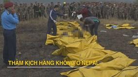 Ám ảnh những thi thể cháy khô trong thảm kịch hàng không tồi tệ nhất Nepal