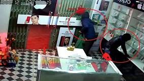 Pha bắt trộm gay cấn như phim hành động ở Hà Nội