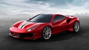 Siêu ngựa Ferrari 488 Pista đẹp lộng lẫy tại Geneva