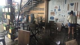 Hỗn chiến kinh hoàng trong quán cafe, nhiều người bị thương
