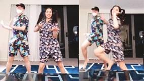 Phì cười Hòa Minzy và Đức Phúc tập vũ đạo 'nhạc một nơi, chân tay một nẻo'