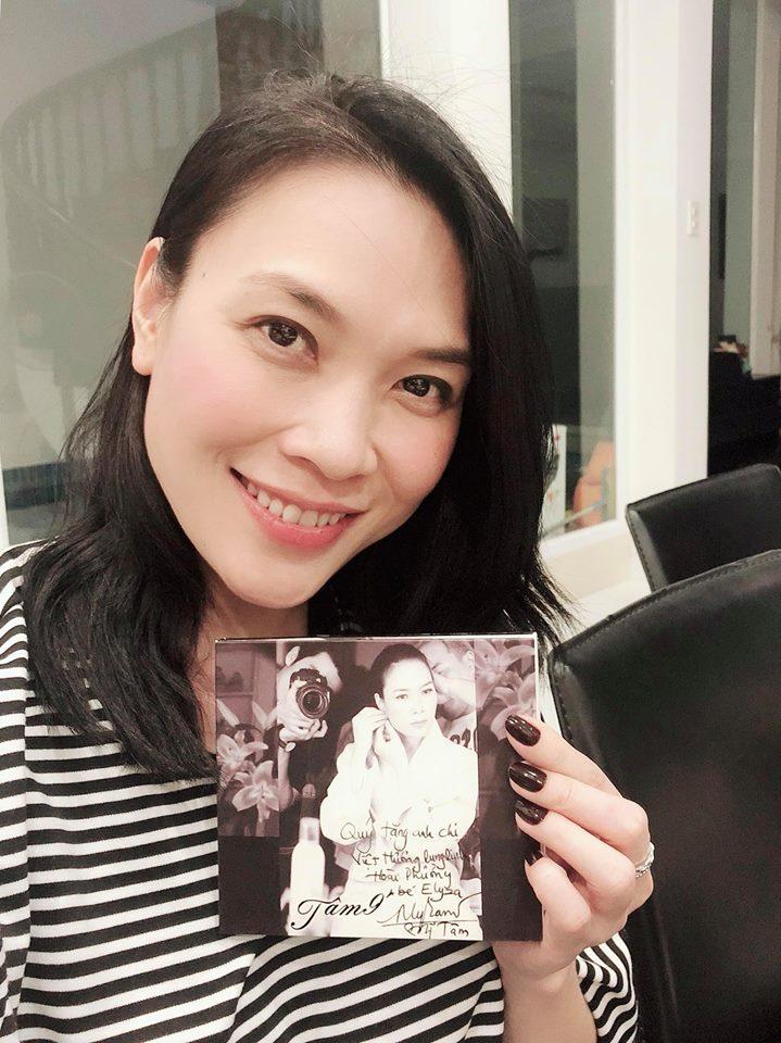 Mỹ Tâm,Việt Hương,album Tâm 9