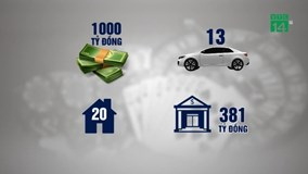 Đường dây đánh bạc online: Phan Sào Nam chuyển hóa tiền vào bất động sản
