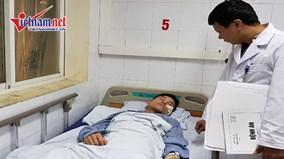 Xe cứu hỏa bị tai nạn: Sức khoẻ 3 chiến sỹ trong bệnh viện giờ ra sao?