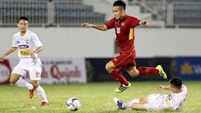 Đè bẹp U19 HAGL, U19 Việt Nam sớm vô địch giải U19 quốc tế