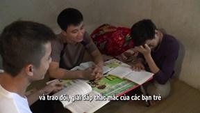 Hà Thái Sơn -  chàng trai kỹ thuật có 'duyên nợ' với môn Lịch sử