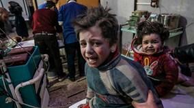 Những khoảnh khắc ám ảnh trong vụ tấn công hóa học ở Syria
