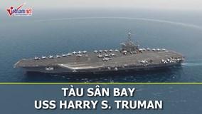 Sức mạnh tàu chiến 'chết chóc' Mỹ có thể dùng đánh Syria