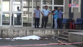 Người phụ nữ nhảy từ tầng 9 bệnh viện xuống đất tử vong