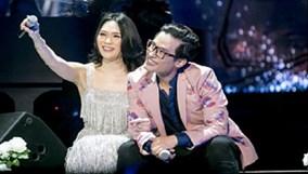 Hà Anh Tuấn và Mỹ Tâm tình tứ song ca trên sân khấu Romance