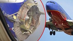 Toàn cảnh máy bay nổ động cơ, hành khách tử vong khi suýt bị hút ra ngoài