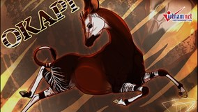 Okapi: Thú ngựa vằn mình hươu độc dị nhất thế giới