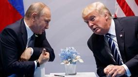 Tổng thống Trump bị kiện vì thông đồng với Nga?