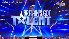 """Anh em Cơ - Nghiệp khiến khán giả """"Britain's Got Talent"""" sửng sốt"""