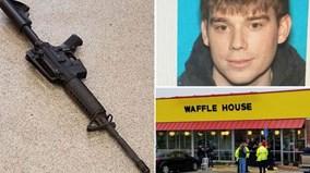 Mỹ: Nghi phạm khỏa thân xả súng hàng loạt, 4 người thiệt mạng