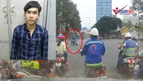 Danh tính tên cướp kéo lê cô gái hàng chục mét trên đường Sài Gòn