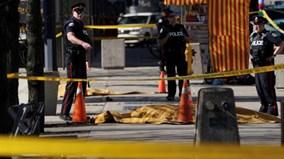 Toàn cảnh xe điên đâm chết cả chục người ở Canada