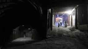 Khám phá đường hầm chiến tranh như thành phố ngầm tại Syria