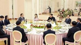 Ý nghĩa  sau mỗi món ăn tại bữa tiệc TT Hàn Quốc chiêu đãi ông Kim Jong Un
