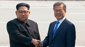 Bước chân lịch sử của ông Kim Jong Un tại cuộc gặp thượng đỉnh liên Triều