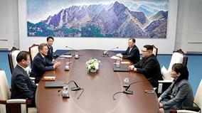 Hai nhà lãnh đạo Hàn - Triều đã nói những gì trong cuộc gặp thượng đỉnh?