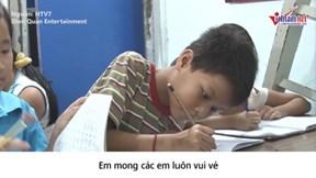 Nể phục tấm lòng cô bé hát 'Gặp mẹ trong mơ' giúp đỡ gia đình khó khăn
