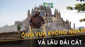 Câu chuyện kỳ lạ của 'đức vua không ngai' sống hơn 20 năm trong lâu đài cát